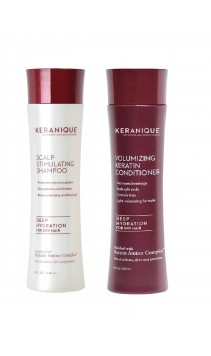 KERANIQUE Deep Hydration...
