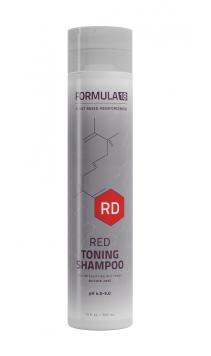 FORMULA 18 Red Toning Shampoo