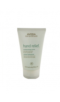 Aveda hand relief...
