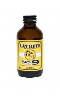 Layrite No. 9 After Shave