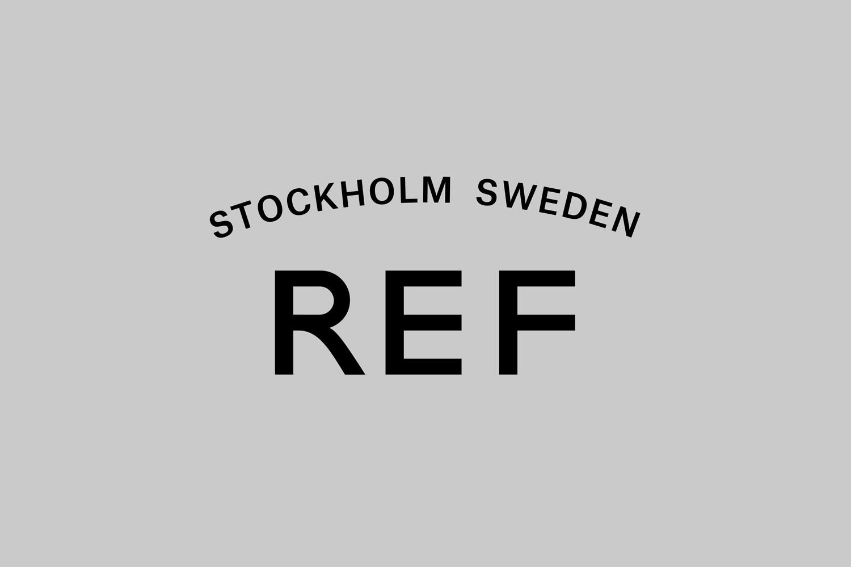 REF Stockholm Sweden